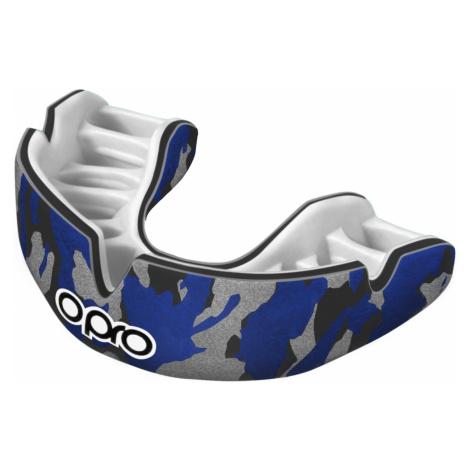 Chránič zubov OPRO Power Fit Camo senior