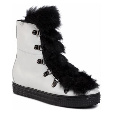 Členková obuv SOLO FEMME - 71102-01-K15/000-13-00 Biela