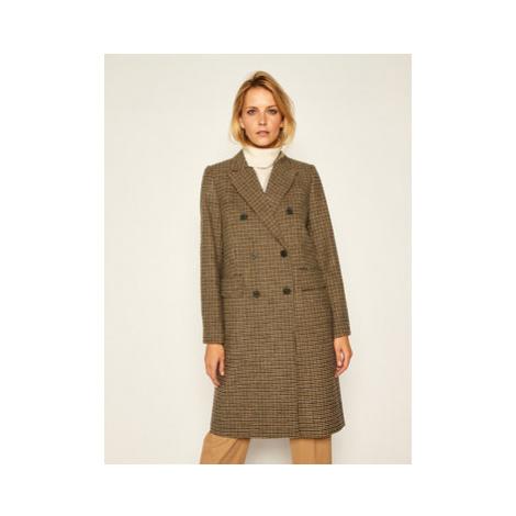 TOMMY HILFIGER Prechodný kabát Blend Pattern WW0WW29135 Farebná Regular Fit