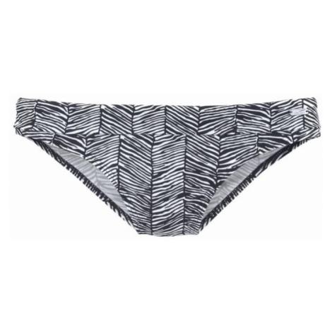 VENICE BEACH Bikinové nohavičky 'Sugar'  čierna / biela