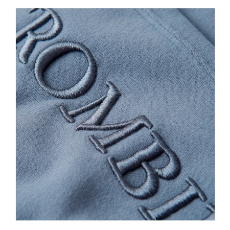 Abercrombie & Fitch Nohavice  modrá