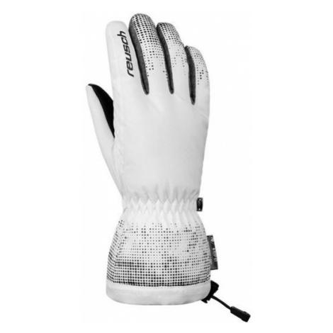Reusch XAVIERA R-TEX XT biela - Lyžiarske rukavice