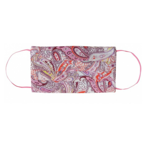 CODELLO Látkové rúško 'COVER UP'  ružová / zmiešané farby