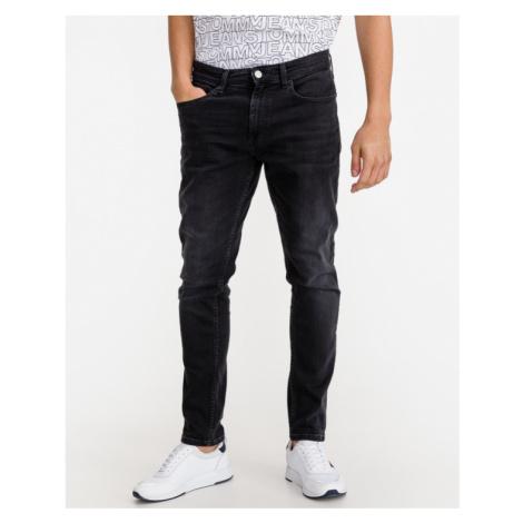 Tommy Hilfiger Austin Slim Jeans Čierna