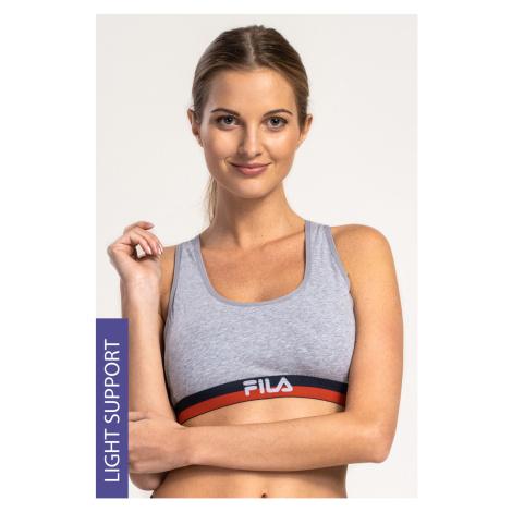 Dámska podprsenka FILA Underwear Grey šedá