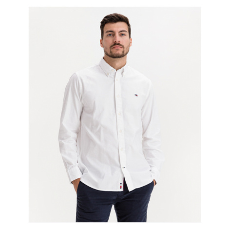 Tommy Hilfiger Classic Oxford Košeľa Biela
