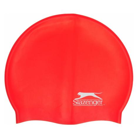 Slazenger Silicone Swimming Cap Juniors