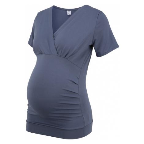 Bebefield Tričko 'AMAL'  modrá