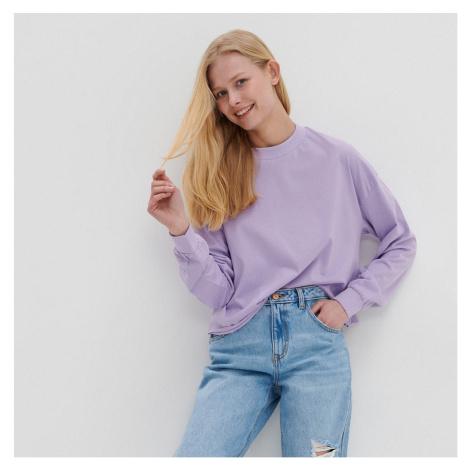 House - Tričko s dlhými rukávmi - Purpurová