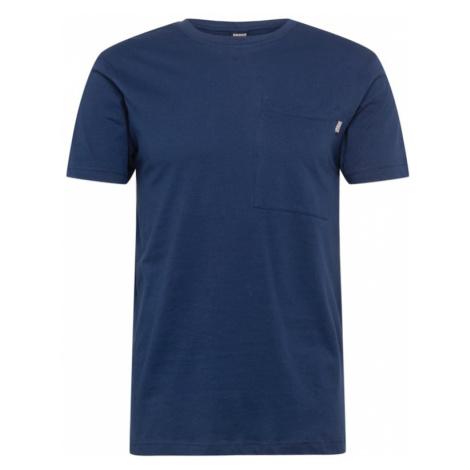 Urban Classics Tričko  námornícka modrá