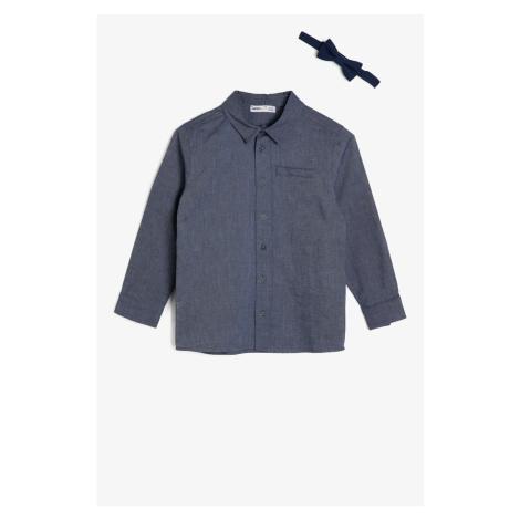 Koton Blue Children's Shirt