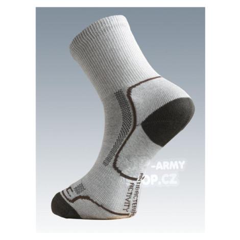 Ponožky so striebrom Batac Classic - sand