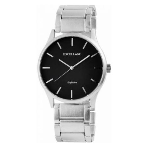Dámske hodinky Excellanc Silver Black