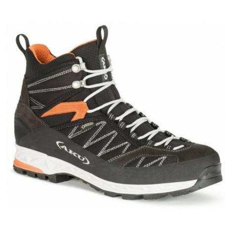 Pánske topánky AKU Tengu Lite GTX čierno / oranžová