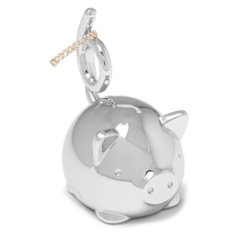 Umbra Šperkovnica SQUIGGY PIG chróm