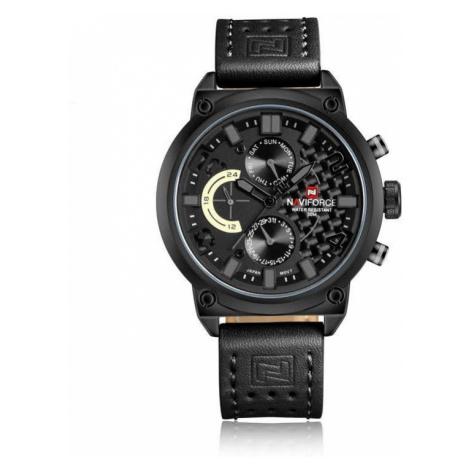 Pánske hodinky NAVIFORCE - čierne