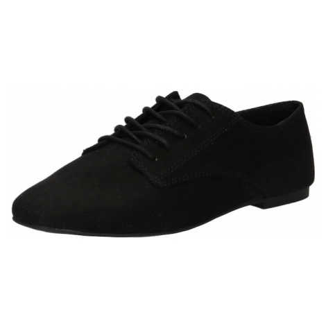 CALL IT SPRING Šnurovacie topánky 'THIRESSA'  čierna