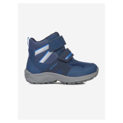 Topánky Geox J Kuray Boy B Abx Modrá