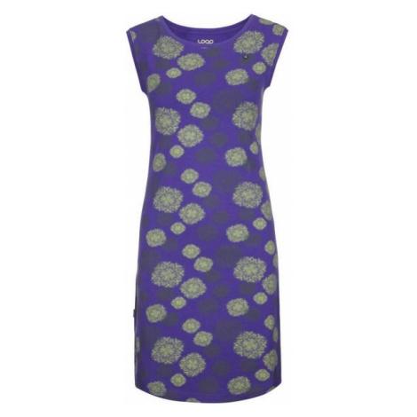 Loap ADENKA fialová - Dámske šaty