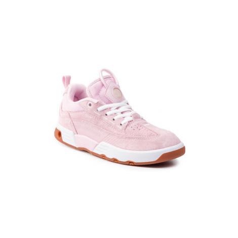 DC Sneakersy Legacy 98 Slim ADJS200022 Ružová