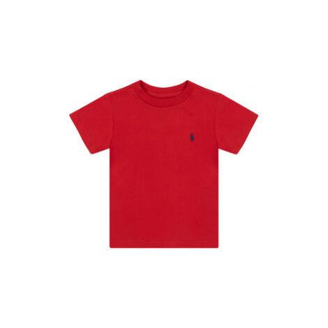 Polo Ralph Lauren Tričko 322674984 Červená Regular Fit