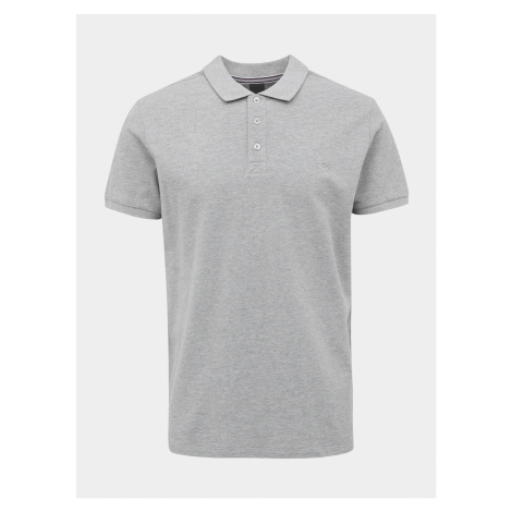 Light Grey Men's Basic Polo T-Shirt ZOOT Lionel