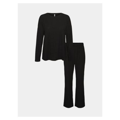 Vero Moda čierne pyžamo