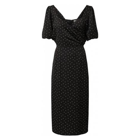modström Šaty 'Elvira'  biela / čierna