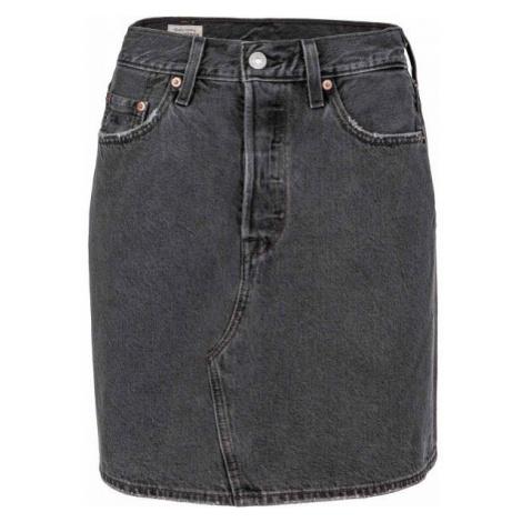 Levi's HR DECON ICONIC BF SKIRT CORE - Dámska riflová sukňa Levi´s