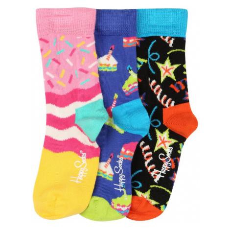 Happy Socks Ponožky 'Happy Birthday'  zmiešané farby