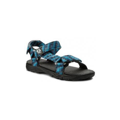 Jack Wolfskin Sandále Seven Seas 2 Sandal B 4029951 S Tmavomodrá