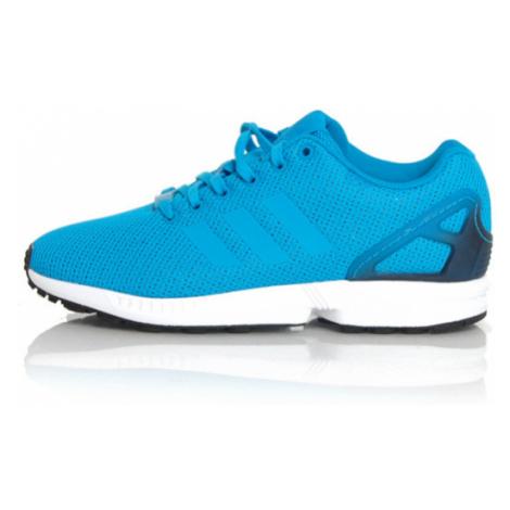 Adidas ZX FLUX Solid Blue Black AF6329 - Veľkosť EU:44.7-Veľkosť US:10.5-Veľkosť UK:10-Veľkosť C