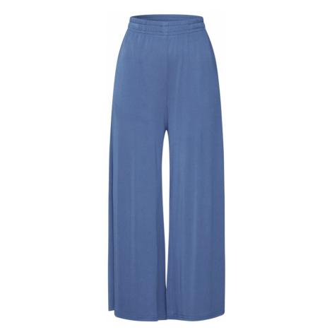 Urban Classics Nohavice  modrá