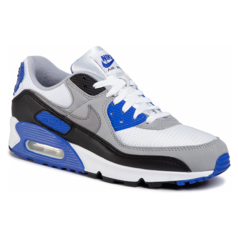 Topánky NIKE - Air Max 90 CD0881 102 White/Particle Grey