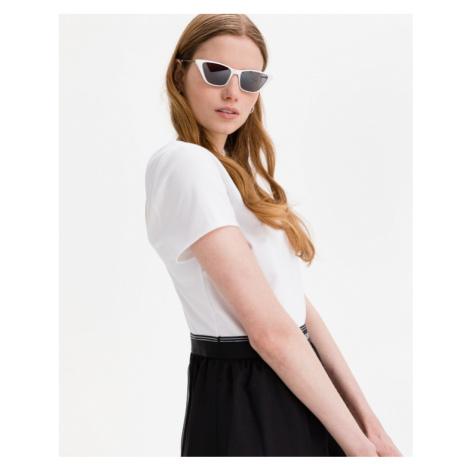 Calvin Klein Milano Šaty Čierna Biela