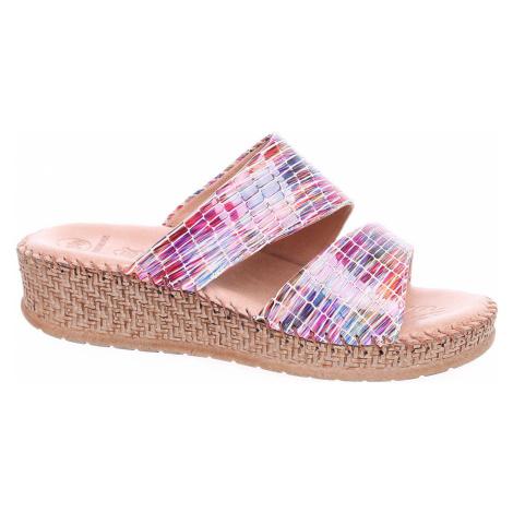 Dámské pantofle Salamander 32-40505-39 multi color 32-40505-39