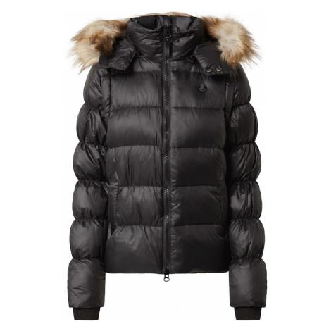 Herrlicher Zimná bunda 'Cora'  čierna