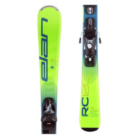 Elan RC RACE QS+EL 7.5 - Juniorské zjazdové lyže