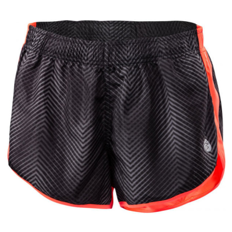Klimatex KATO čierna - Dámske bežecké šortky
