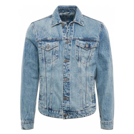 Only & Sons Prechodná bunda  modrá denim