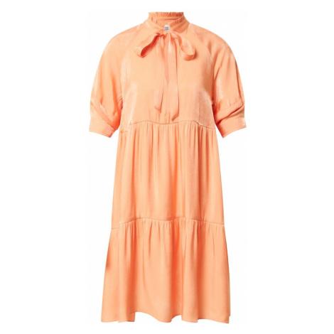 Twist & Tango Košeľové šaty 'HOLLY'  broskyňová