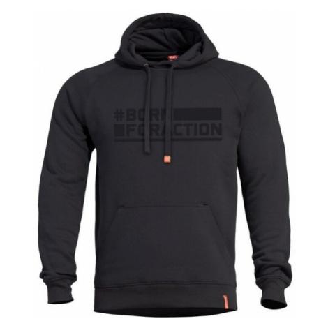 Mikina PENTAGON® Phaeton Born For Action čierna