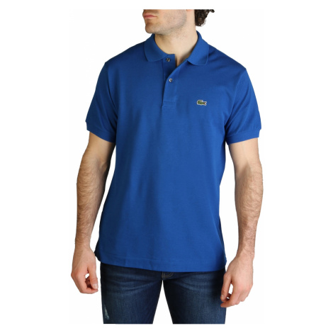 Blue Men's Polo Shirt Lacoste