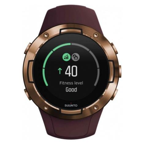Suunto 5 červená - Multišportové GPS hodinky