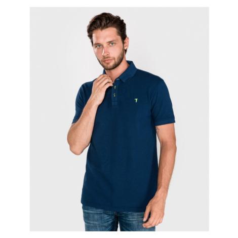 Trussardi Jeans Polo tričko Modrá