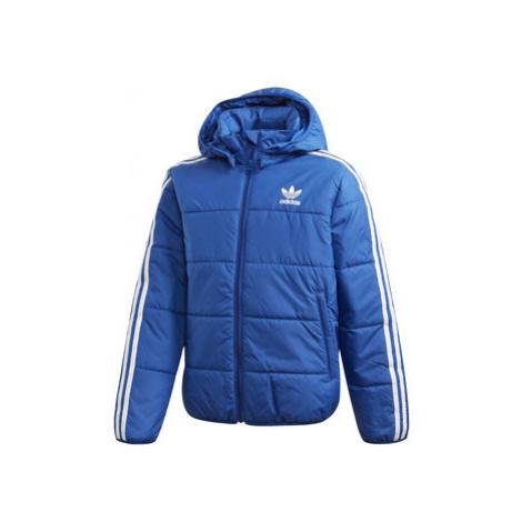 Adidas PADDED JACKET Modrá