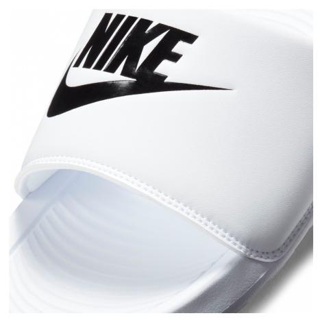 Nike Sportswear Plážové / kúpacie topánky 'Victori One'  biela / čierna
