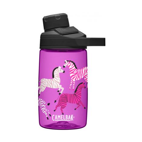 Detská Fľaša Camelbak Chute Mag Kids 0.4L Zebras