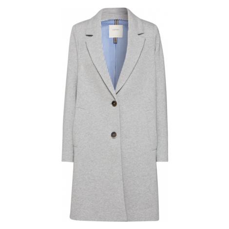 ESPRIT Zimný kabát  svetlosivá