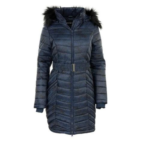 ALPINE PRO NAYDA čierna - Dámsky kabát
